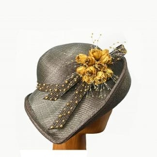 Downton Abby style hat