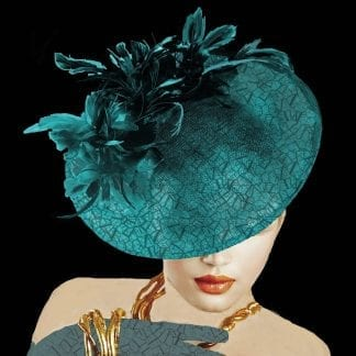 Shop: Medium and Large Size Fascinators