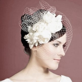 Shop: White and Wedding hats and fascinators